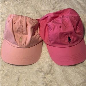Two polo hats brand new!